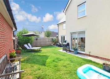 Vincent Drive, Kings Hill, West Malling, Kent ME19. 4 bed detached house