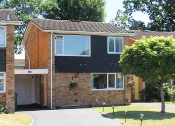 Thumbnail 3 bedroom link-detached house for sale in Ravenswood Drive South, Solihull
