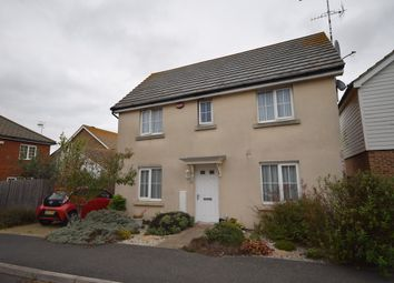 Thumbnail 3 bed detached house for sale in Roundhouse Crescent, Peacehaven