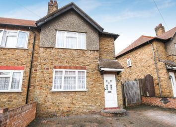 Thumbnail 2 bed end terrace house for sale in Paston Crescent, London