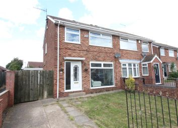 Thumbnail 3 bed semi-detached house for sale in Grenville Bay, Bilton, Hull