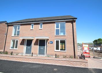 Thumbnail 3 bedroom semi-detached house for sale in The Houghton, Victoria Park, Off Boothen Old Road, Stoke