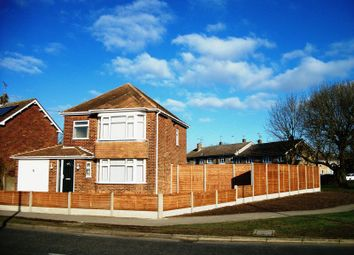 Thumbnail 3 bed detached house to rent in Leafields, Houghton Regis, Dunstable