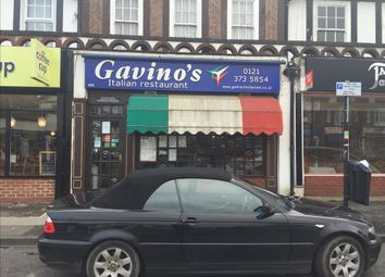 Restaurant/cafe for sale in The Lanes Shopping Centre, Birmingham Road, Sutton Coldfield B72