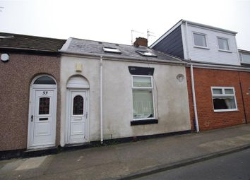 Thumbnail 4 bedroom terraced bungalow for sale in Wilson Street, Sunderland