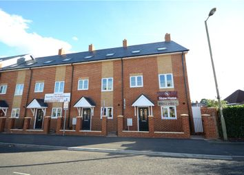 Thumbnail 3 bed terraced house for sale in Queens Road, Farnborough, Hampshire