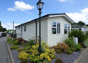 Thumbnail 2 bed mobile/park home for sale in Third Avenue, Ravenswing Park, Aldermaston, Reading