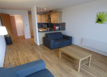 Thumbnail 2 bedroom property to rent in Whitehall Quay, Leeds