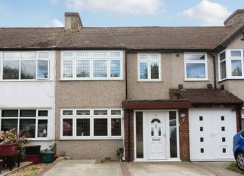 Thumbnail 3 bed terraced house for sale in Park Mead, Sidcup, Kent