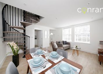 Thumbnail 2 bed flat to rent in Greenwich Quay, Deptford