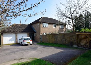 Thumbnail 4 bed detached house for sale in Rowhills Close, Farnham, Surrey