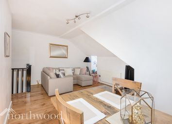Thumbnail 1 bed flat for sale in Dodbrooke Road, West Norwood, London