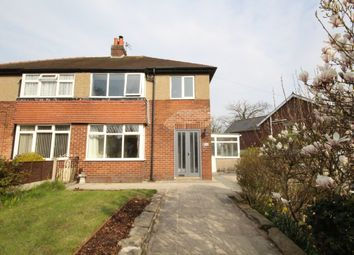 Thumbnail 3 bed semi-detached house to rent in Croston Road, Farington Moss, Leyland