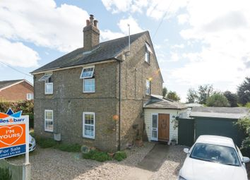 Spratling Street, Manston, Ramsgate CT12. 2 bed end terrace house for sale