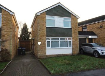 Thumbnail 3 bed detached house to rent in Cunningham Way, Rugby