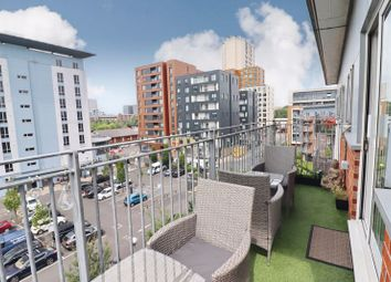 Thumbnail 3 bed flat for sale in Gilbert House, 2 Elmira Way, Salford