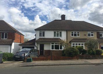 Thumbnail 3 bedroom semi-detached house to rent in Kings Road, Tonbridge