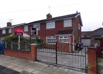 Thumbnail 3 bedroom terraced house for sale in Wallace Avenue, Liverpool, Merseyside, England