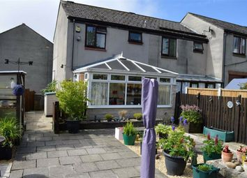 Thumbnail 2 bedroom end terrace house for sale in 7, Greenway Croft, Wirksworth, Derbyshire