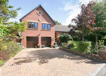 Thumbnail 4 bed detached house for sale in Gerddi Victoria, Colwyn Bay, Conwy, North Wales