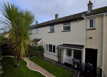 Thumbnail 2 bed terraced house to rent in Grenville Avenue, Chelston, Torquay, Devon