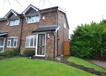 Thumbnail 2 bed semi-detached house for sale in Turnberry Drive, Wilmslow, Cheshire