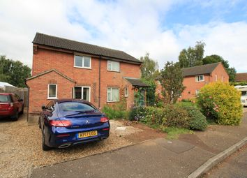 Thumbnail 2 bed semi-detached house to rent in Castleton Close, Norwich