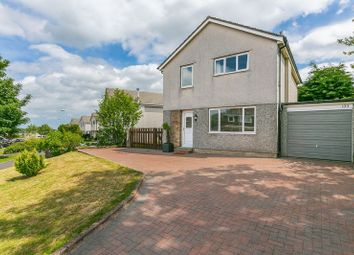 Thumbnail 3 bed detached house for sale in 199 Eskhill, Penicuik, Midlothian