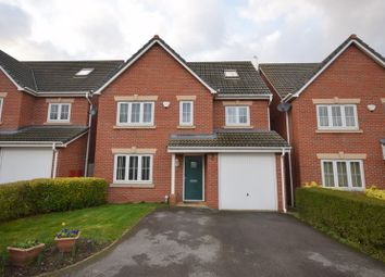 Thumbnail 5 bed detached house for sale in Persian Close, Derby, Derbyshire