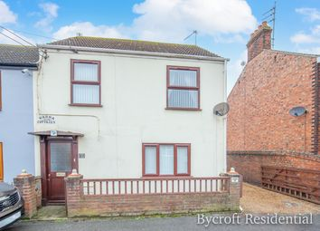 Thumbnail 3 bed end terrace house for sale in Victoria Street, Great Yarmouth