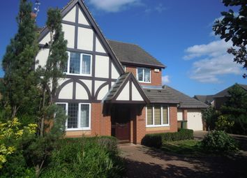Thumbnail 4 bed property to rent in Houghton Avenue, Park Farm, Peterborough