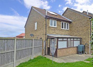 Thumbnail 3 bedroom terraced house for sale in Derwent Way, Aylesham, Canterbury, Kent
