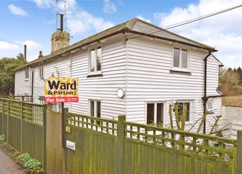 Thumbnail 2 bed semi-detached house for sale in Padbrook Lane, Elmstone, Canterbury, Kent