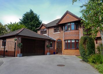 Thumbnail 4 bed detached house to rent in Bannacks Close, Willaston, Nantwich