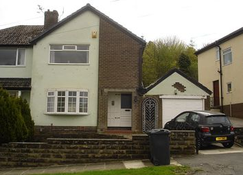 Thumbnail 3 bed semi-detached house to rent in Ascot Drive, Bank Top