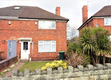 3 bed semi-detached house for sale in Alexandra Crescent, West Bromwich B71