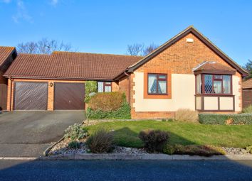 Thumbnail 3 bed bungalow for sale in Fairfield Chase, Bexhill-On-Sea