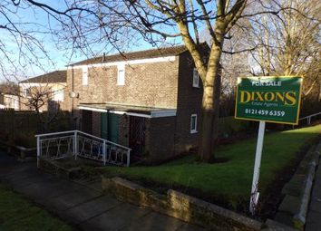 Thumbnail 1 bedroom maisonette for sale in Vardon Way, Kings Norton, Birmingham, West Midlands
