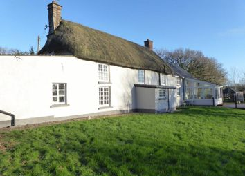 Thumbnail 4 bedroom detached house for sale in Highampton, Beaworthy
