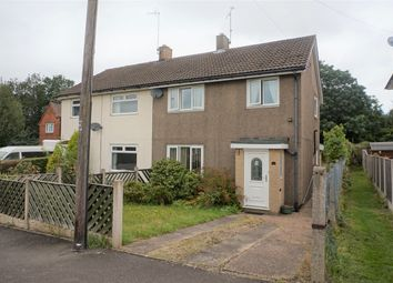 Thumbnail 3 bedroom semi-detached house for sale in Carrwood Road, Renishaw, Sheffield