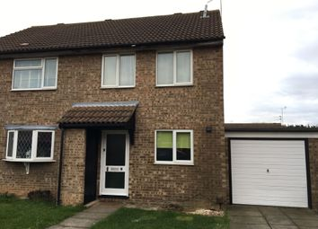 Thumbnail 3 bed semi-detached house to rent in Ashfield Road, Thurmaston, Leicester
