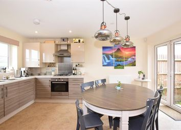Thumbnail 3 bed semi-detached house for sale in Spire Way, Wainscott, Rochester, Kent