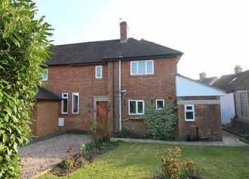Thumbnail 3 bedroom semi-detached house for sale in Brooklands Close, Farnham