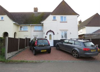Thumbnail 3 bed semi-detached house for sale in Chilton Avenue, Sittingbourne, Kent