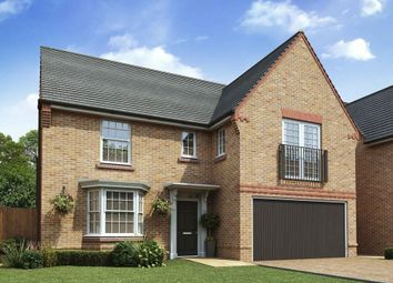 "Thumbnail 4 bed detached house for sale in ""Shelbourne"" at Stanneylands Road, Wilmslow"