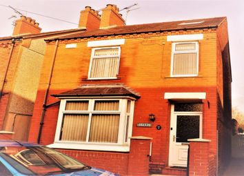Thumbnail 3 bed detached house for sale in Osborne Street, Rhosllanerchrugog, Wrexham