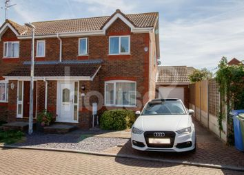 Thumbnail 3 bed semi-detached house to rent in Marr Close, Minster On Sea, Sheerness