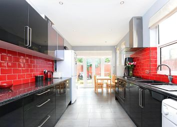 Thumbnail 4 bed terraced house to rent in Chestnut Grove, London