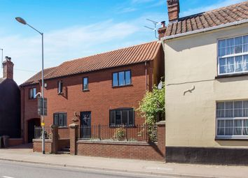 Thumbnail 4 bedroom detached house for sale in London Street, Swaffham