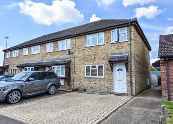 Thumbnail 3 bed end terrace house for sale in Montbretia Close, Stanway, Colchester, Essex